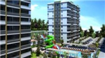 Ankara'daki rezidans projesinde 129 bin TL'ye satılık daire!