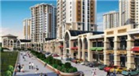TOKİ'den Başakşehir'de 240 bin TL'ye dükkan!