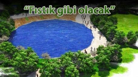 Gaziantep'e Fıstık Park geliyor!