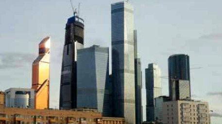 Oko Towers ant yapı