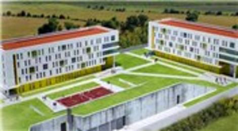 Samsun'a 400 öğrencilik modern yurt!