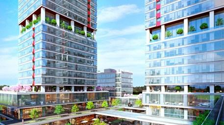 Ritim İstanbul'dan ev alan D Planı Platium Paket hediye!
