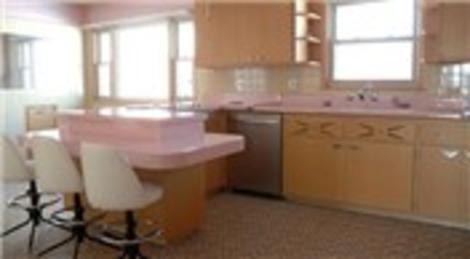 Mutfak dekorasyonunda 50'li yıllar!