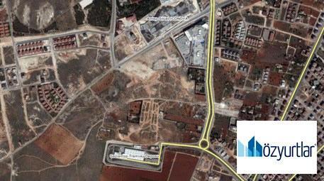 Özyurtlar İnşaat'ın Gaziantep projesinin arsası