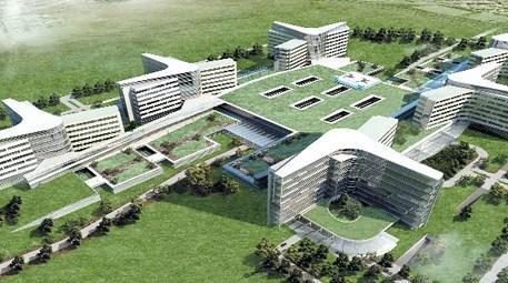 Çevreyi koruyan yeşil hastaneler geliyor