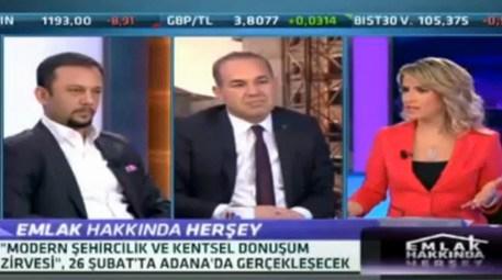 Adana, modern şehirciliğin ruhuna kavuşacak!