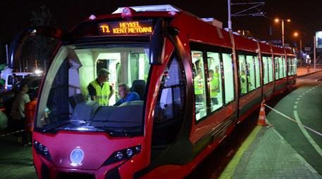 Bursa tramvay