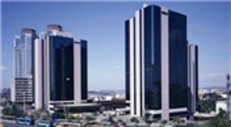 Levent Yapı Kredi Plaza'da kiralık büro!