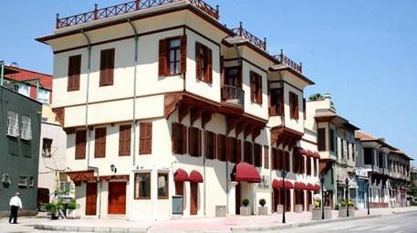 Adana'daki Bosnalı Konağı ilk butik otel oldu