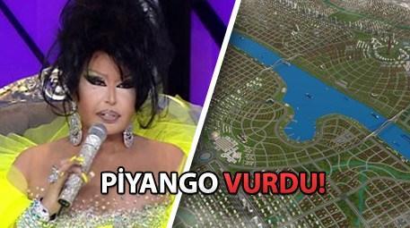 Kanal İstanbul bülent ersoy