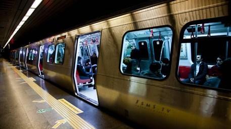 Ispartakule metrosunda çalışmalar başladı!