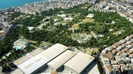 İzmir Kültürpark'a stat önerisi…