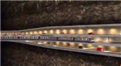 3 katlı Büyük İstanbul Tüneli'nin tüm detayları!