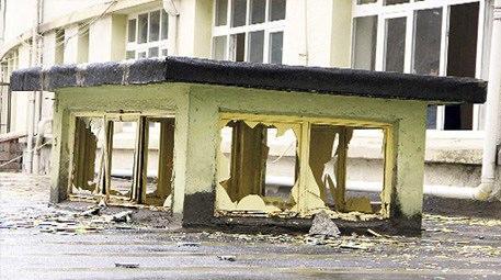 okulda tüp patlaması