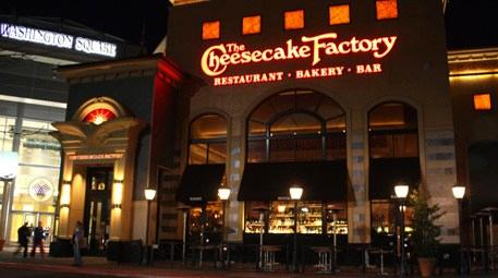 Emaar, Cheesecake Factory'yi İstanbul'a getiriyor