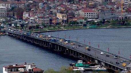 Unkapanı Köprüsü pazar gecesi kapalı