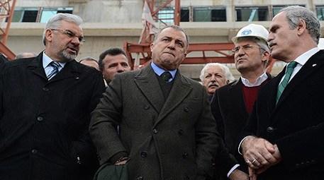 Fatih Terim Arena'ya tam not verdi!