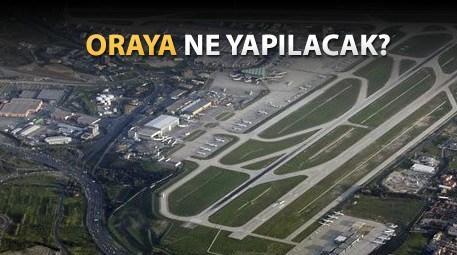 Atatürk Havalimanı kapanıyor!