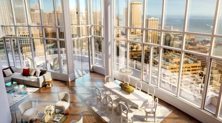 San Francisco'nun en pahalı dairesi satışta!