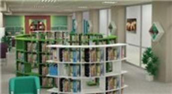 Bunlar bildiğiniz kütüphanelerden değil!