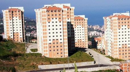 TOKİ, Trabzon'da 49 konutu satışa çıkardı!