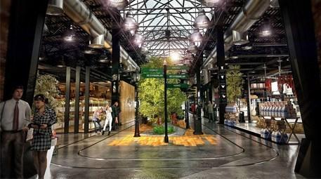 Bilkent Center'ın yenilenen yüzü Bilkent Station açıldı!