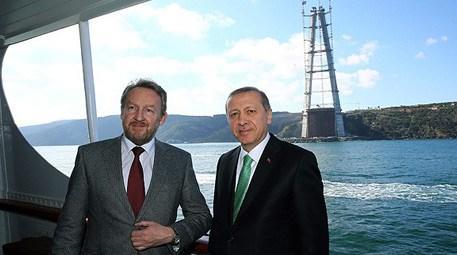 Erdoğan, Bakir İzzetbegoviç'e 3. köprüyü gösterdi!
