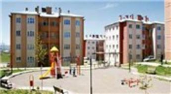 TOKİ'den Hitit Üniversitesi personeli için konut!