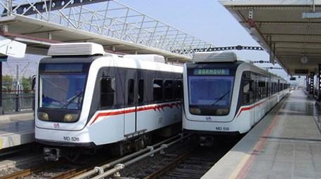 İzmir'in ray filosuna 85 yeni vagon eklendi!