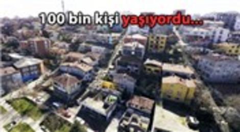 İstanbul'un göbeğinde koca bir harabe!