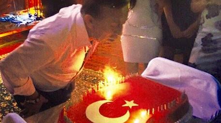Ali Ağaoğlu, doğum gününü Moskova'da kutladı!