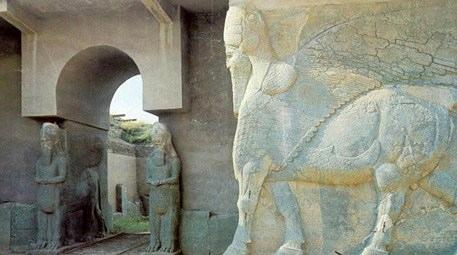 Libyada antik kentler