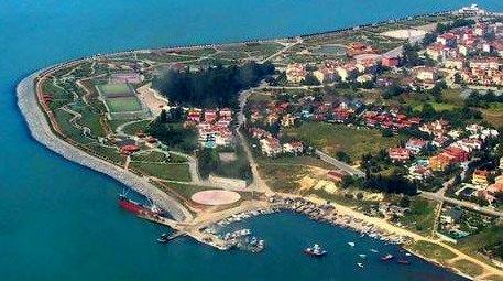 Tuzla'da 119 bin liraya satılık arsa!