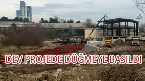 TOBB Zeytinburnu projesinin satış ofisi kuruluyor!