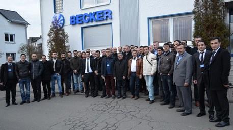 Becker Türkiye'den Almanya çıkarması!