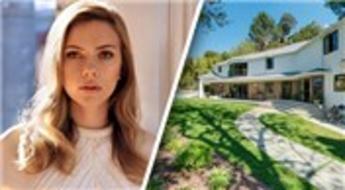 Scarlett Johansson, 3,8 milyon dolara huzur aldı!