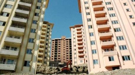 Aksaray Merkezi TOKİ Evleri