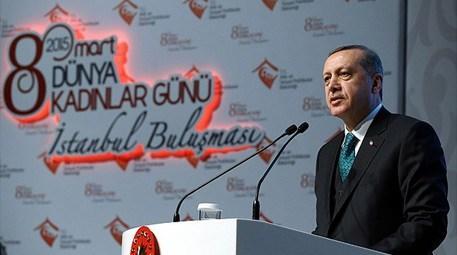 Erdoğan'dan 'Kadına şiddet'e videolu mesaj!