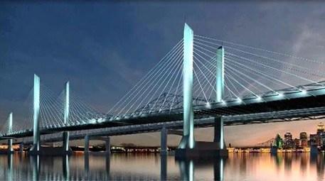 Kanal İstanbul'a 6 ayrı köprü geliyor!