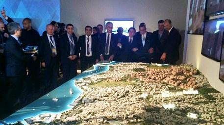 BİG, Yaşayan İstanbul Maketi'ni inceledi!