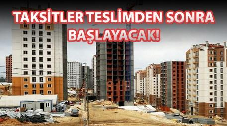 TOKİ İstanbul'da 1500 konutu satışa açıyor!