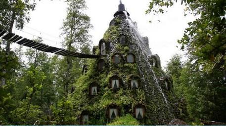 ilginç oteller