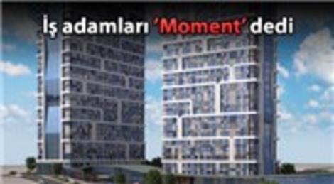 GESİAD üyeleri 'Moment İstanbul'u tercih etti