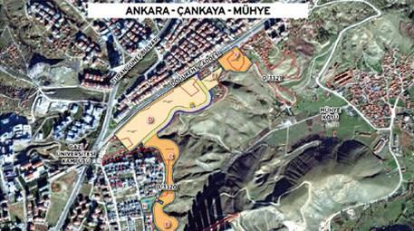 Ankara Çankaya Mühye arsası