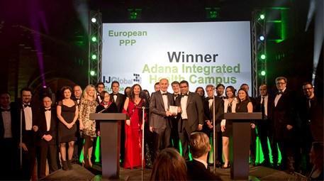 Avrupa'nın En iyi PPP (Kamu-Özel Ortaklığı) Projesi