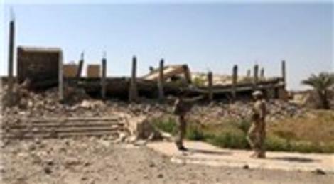 Saddam Hüseyin'in Tıkrit'teki türbesi yıkıldı