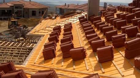 Yılda 5 milyon metrekare çatı tamir ediliyor