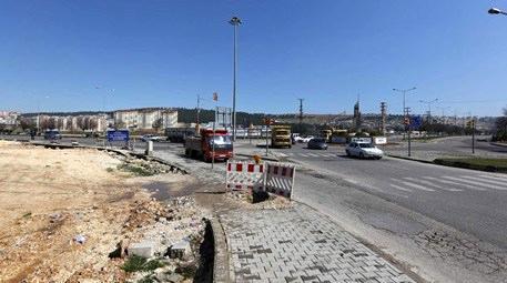 Gaziantep Havalimanı yolu