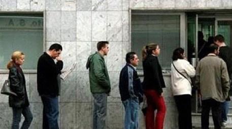 İşsizlik ödeneği başvurularında artış!