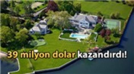 Donald Trump'ın eski evi 54 milyon dolara satıldı!